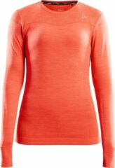 Craft Fuseknit Comfort Rn L/S Thermoshirt Dames - Maat L