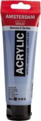 Royal Talens Standard tube 120 ml Grijsblauw dekkende acrylverf grijs blauw