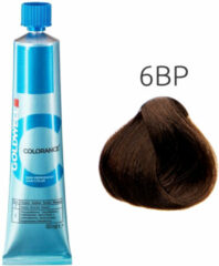 Goldwell - Colorance - Color Tube - 6-BP Pearly Couture Brown Light - 60 ml
