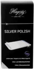 Zwarte Hagerty Silver Polish 250ml, Lotion to clean and maintain silver and silver-plated items