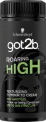 Schwarzkopf Got2b Roaring High Texturizing Powder To Cream 15 gr