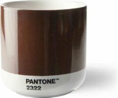 Copenhagen Design - Pantone - Thermokopje -175ml - Bruin
