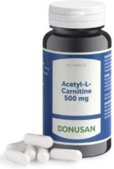 Bonusan Acetyl-L-Carnitine - 60 Capsules - Voedingssupplement
