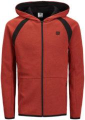 JACK & JONES Sport Sweatshirt Men Red