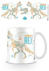 Hole in the Wall Jurassic World Fallen Kingdom: T-Rex Stats - Mok