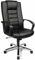 Zwarte TopStar Directie Bureaustoel Comfort Point 2