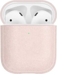 Roze Incase Metallic Case voor Airpods - Rose Quartz