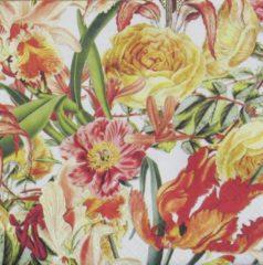 Home Fasion Servetten Vibrant Flowers 33 x 33 cm