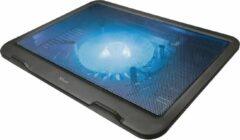 Trust 21962 notebook cooling pad 40,6 cm (16 ) Zwart