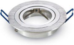V-TAC VT-782 3600 Inbouwframe Energielabel: Afhankelijk van de lamp Zilver