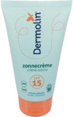Dermolin Zonnebrandcreme SPF15 150 Milliliter