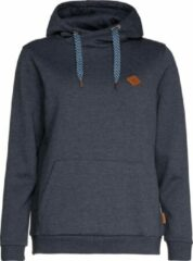 Blauwe NXG by Protest GALIA Hoodie Dames - Space Blue - Maat S/36