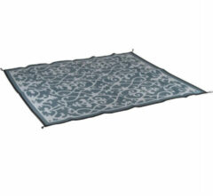 Grijze Bo-Camp Bo-Leisure buitenkleed - Carpet Xl - 3,5x2,7 Meter - Champagne