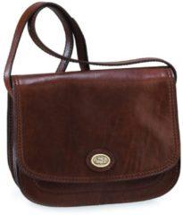 Marrone The Bridge story donna handbag classic