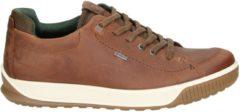 Bruine ECCO Byway Tred Heren Sneaker - Cognac - Maat 47