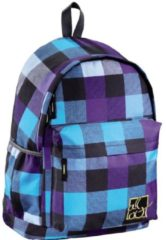 All Out Rucksack Luton Carribean Check All Out carribean check