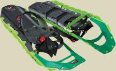 MSR Revo Explore M22 Schneeschuhe Länge: 56cm Farbe: spring green