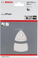 Skil Bosch C470 Schleifblatt, 10er-Pack für Multischleifer 2608607405