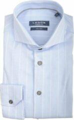 Lichtblauwe Ledub Ledûb 0139271 Business overhemd - Maat 40 - Heren