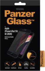 PanzerGlass Case Friendly Privacy Screenprotector voor de iPhone SE (2020) / 8 / 7 / 6(s)