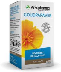 Arkocaps Goudpapaver - 150 Capsules - Voedingssupplementen