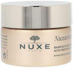 Anti-Veroudering Nachtbalsem Nuxuriance Gold Nuxe (50 ml)