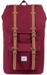 Roze Herschel Supply Herschel Supply Little America rugzak met 15 inch laptopvak