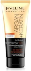 Eveline Cosmetics Argan + Keratin Exclusive Hair Conditioner 8in1 - 200ml.