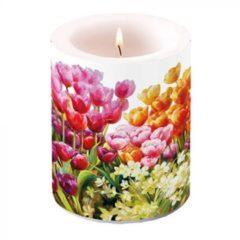 Ambiente Kaars Tulips