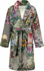 Taupe Essenza Fleur Dames Nachtmode kimono Maat S