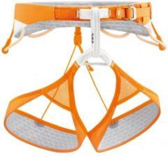 Oranje Sportklimgordels : Petzl Sitta Technische en Compacte Klimgordel L