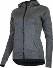 Grijze Rogelli Ds Training Hooded Vest Carbon XS
