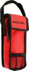 Engelhart jeu de boules tas rood/zwart 23 x 8,5 x 3,5 cm