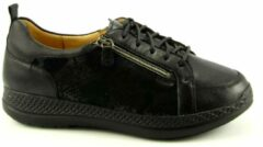 Zwarte Ganter 8-209923 wijdte K