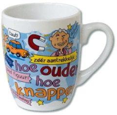 123 Kado koffiemokken Cartoonmok Man knapper