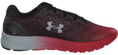Laufschuhe Charged Bandit 4 mit Energierückgabe 3020319-005 Under Armour Black/Red/Overcast Gray