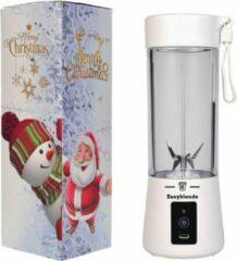 Easyblender- Blender- Easyblends Pro - Wit- Draagbaar - Kersteditie - kerstcadeau