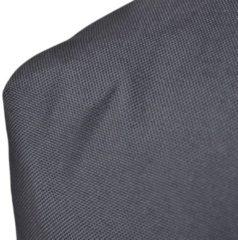 VidaXL Zitkussen gestoffeerd 120x80x10 cm grijs