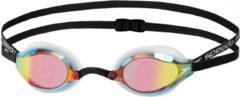 Speedo - Fastskin Speedsocket 2 Mirror - Zwembril maat One Size, zwart/bruin/grijs