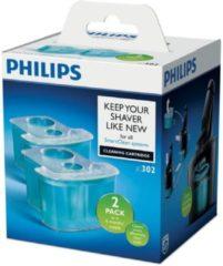 Philips reiniger (smartclean JC305/50 cartridge - 2 stuks) scheerapparaat