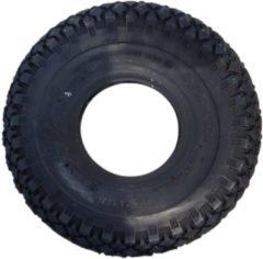 Zwarte MM Eurotool Buitenband + binnenband 3.00-4 (260x85) 2Ply