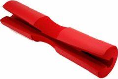 DW4Trading® Foam halter nek bescherming rood