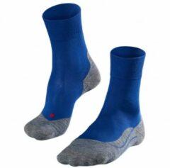 Blauwe Falke - RU4 - Loopsokken maat 44-45 blauw/grijs