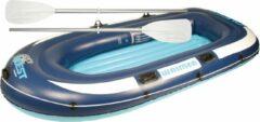 Waimea Boot 2-Persoons - Opblaasbaar - Marine/Lichtblauw/Wit
