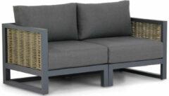 Santika Furniture Santika Salviano lounge tuinbank 2-delig