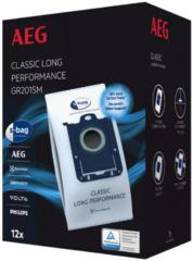 Aeg, Electrolux GR201M s-bag klassisch lange Lebensdauer Sparpack für Staubsauger 9001669762