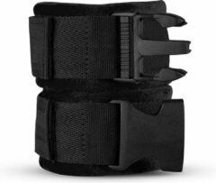 Whipped Harley Handboeien - Zwart