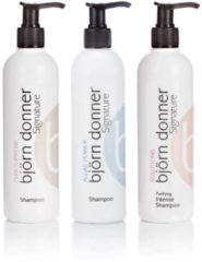 Björn Donner Signature Shampoo Selection, 3tlg.