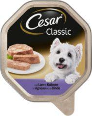 Cesar Alu Classic 150 g - Hondenvoer - Lam&Kalkoen - Hondenvoer