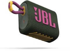 JBL Go 3 Groen - Draadloze Bluetooth Mini Speaker